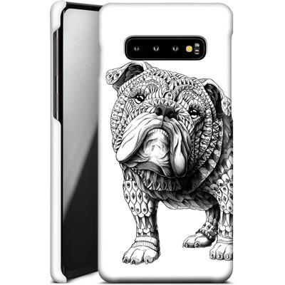 Samsung Galaxy S10 Plus Smartphone Huelle - English Bulldog von BIOWORKZ