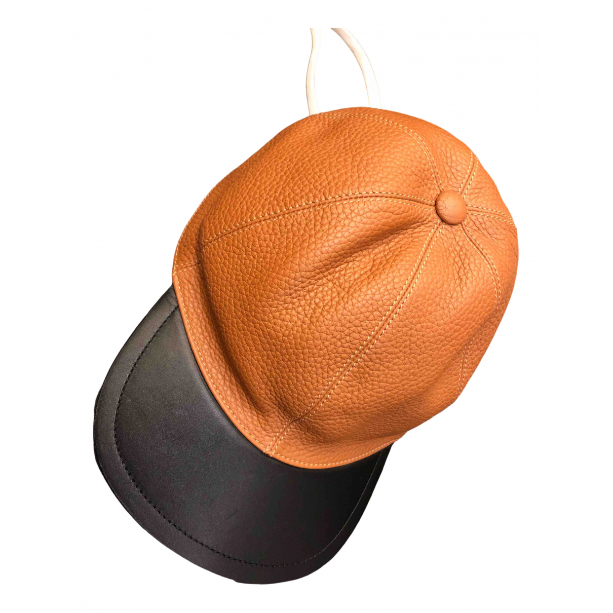 Sombrero / gorro de Cuero Loewe