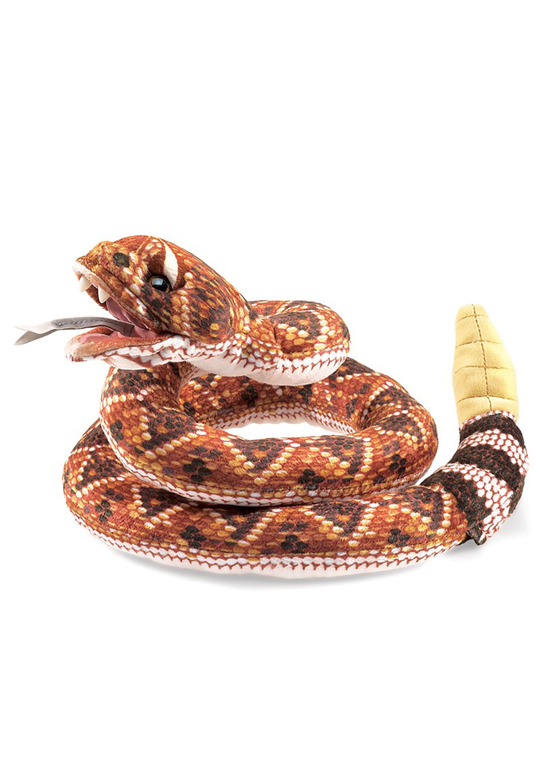 Folkmanis Rattlesnake 9