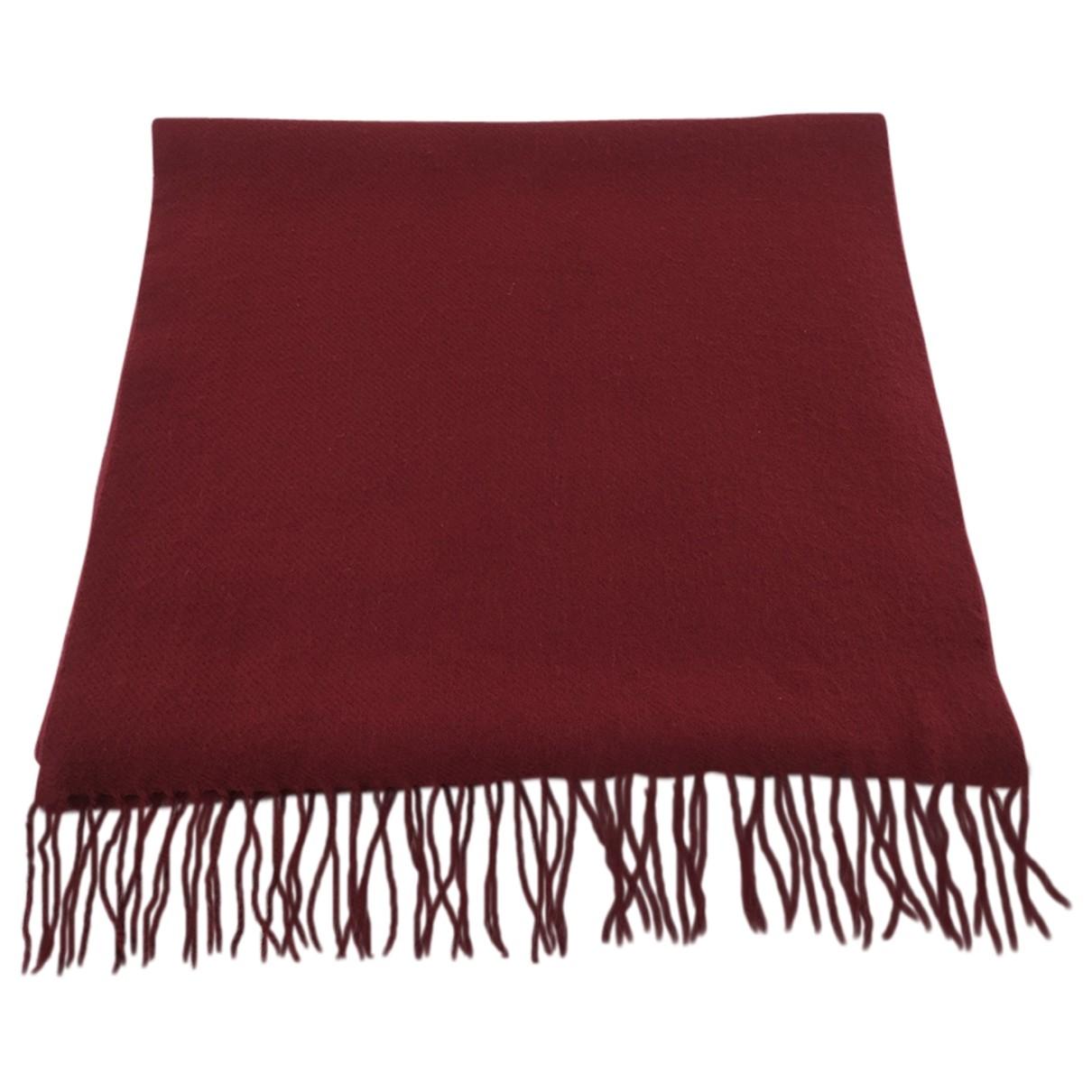 Dior \N Wool scarf & pocket squares for Men \N