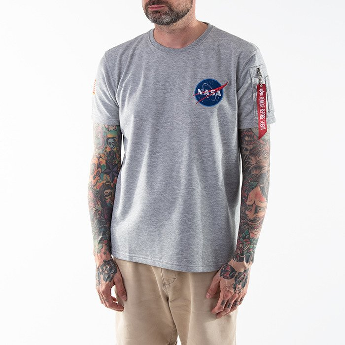 Alpha Industries NASA Heavy T-shirt 188502 17