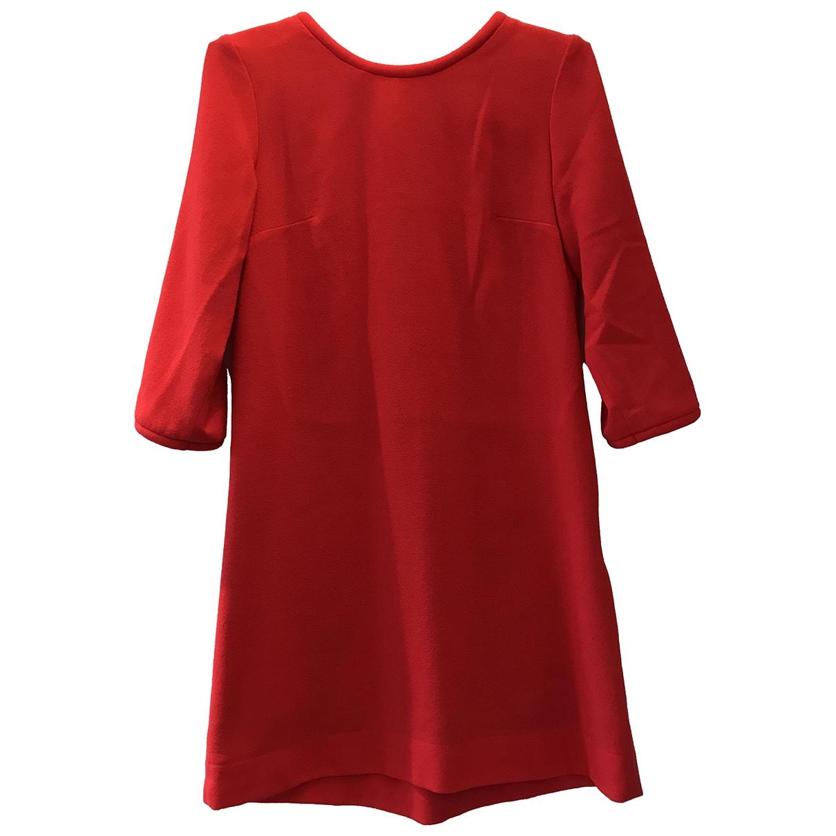Goat \N Red Wool dress for Women 6 UK
