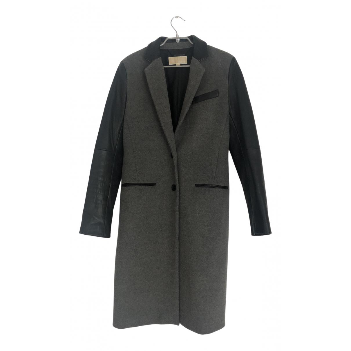 Michael Kors N Grey Wool coat for Women 4 US