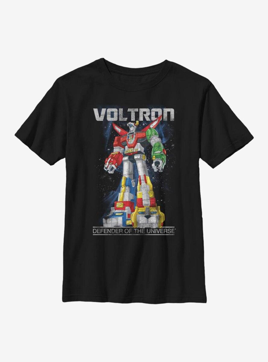 Voltron: Legendary Defender Vintage Giant Youth T-Shirt