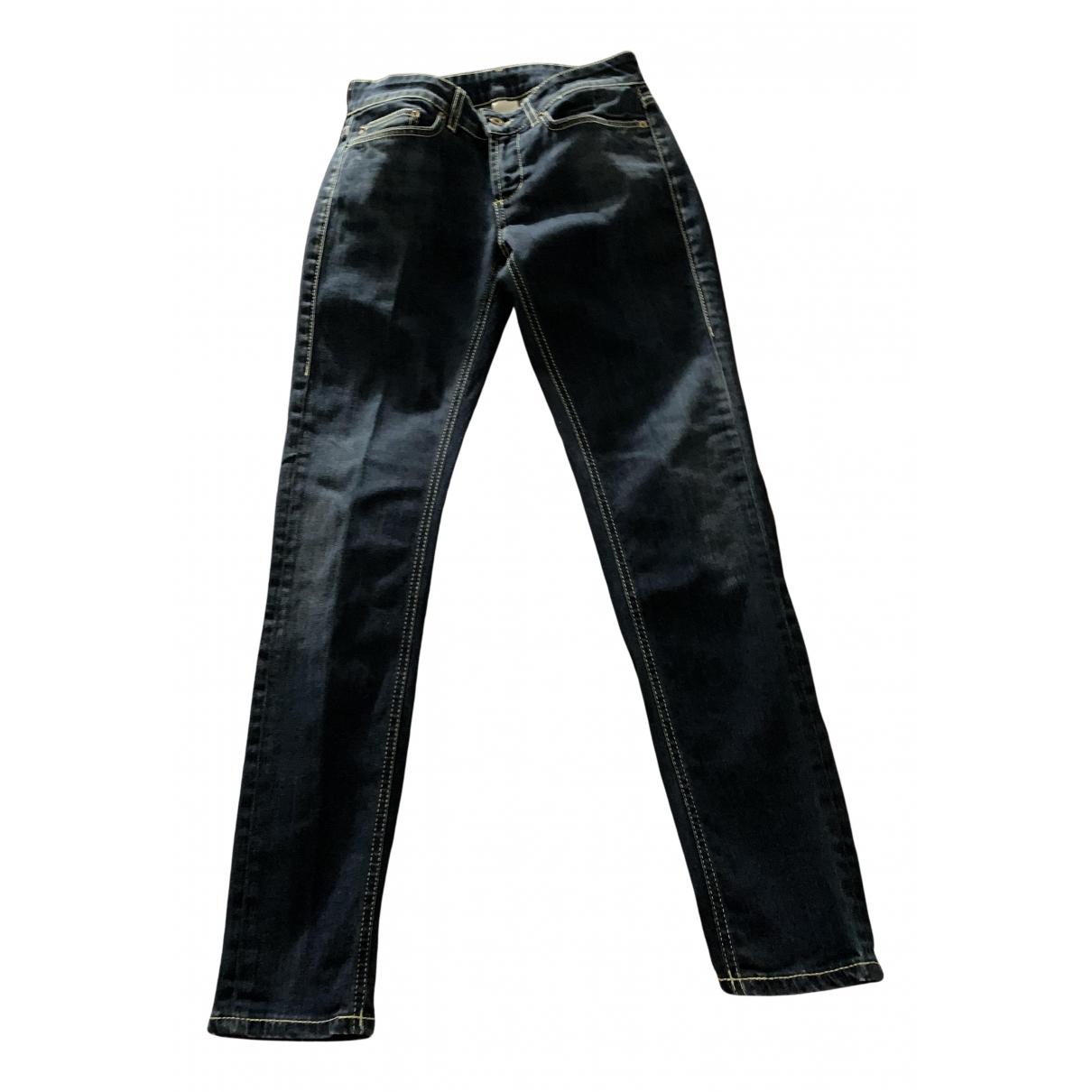 Dondup N Blue Denim - Jeans Jeans for Women 27 US