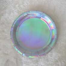 10pcs Disposable Paper Plate