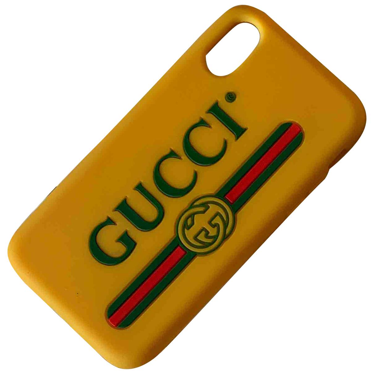 Gucci - Accessoires   pour lifestyle - jaune
