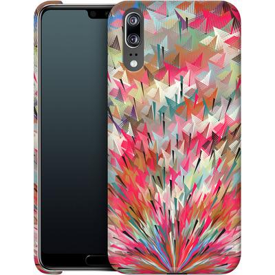 Huawei P20 Smartphone Huelle - Black Pigment Explosion von Danny Ivan