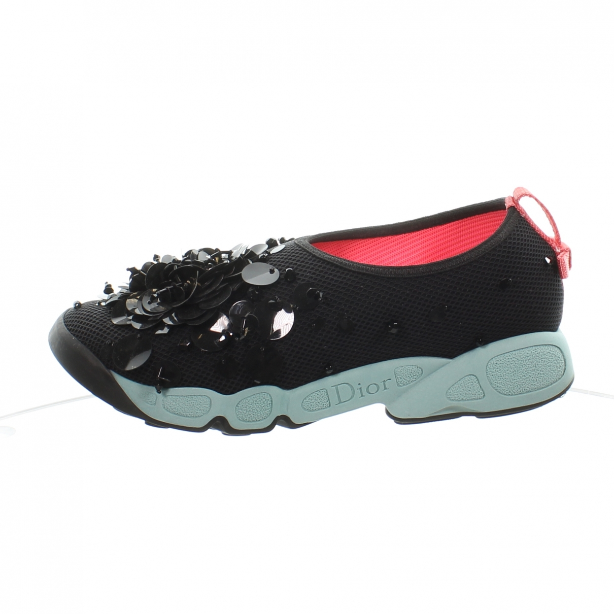 Dior \N Black Cloth Trainers for Women 3 UK