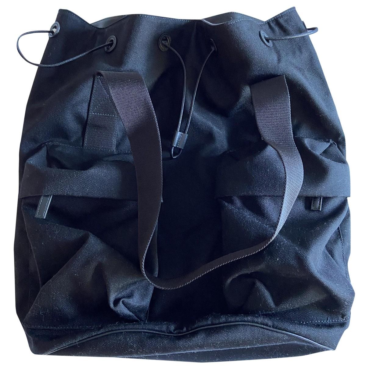 Jil Sander \N Black bag for Men \N