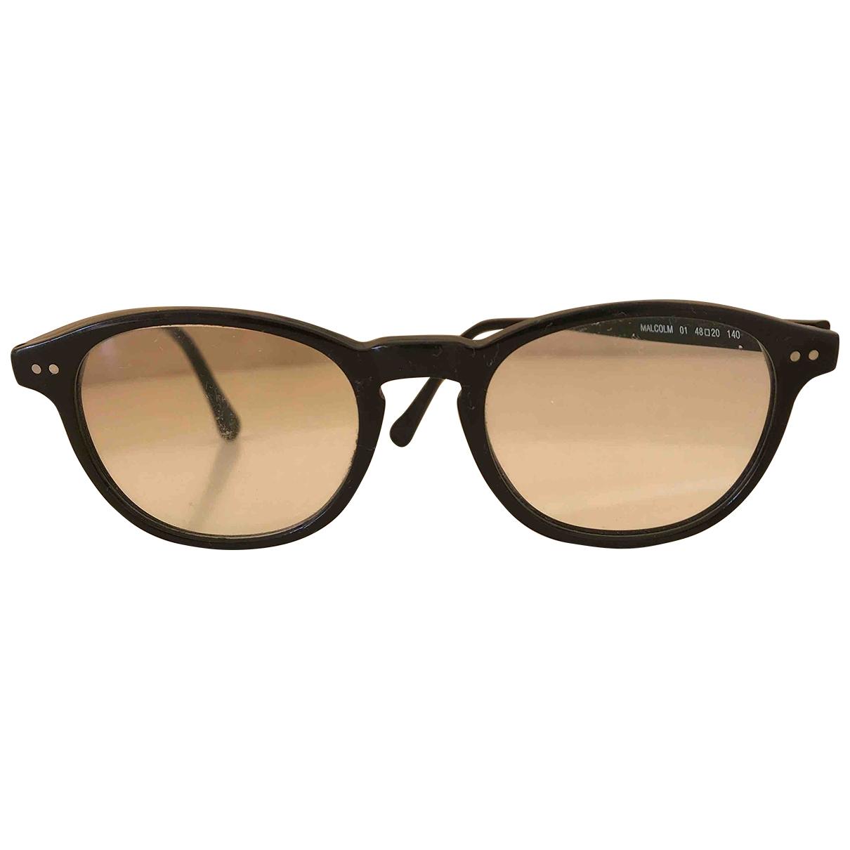 Bob Sdrunk \N Sonnenbrillen in  Schwarz Kunststoff