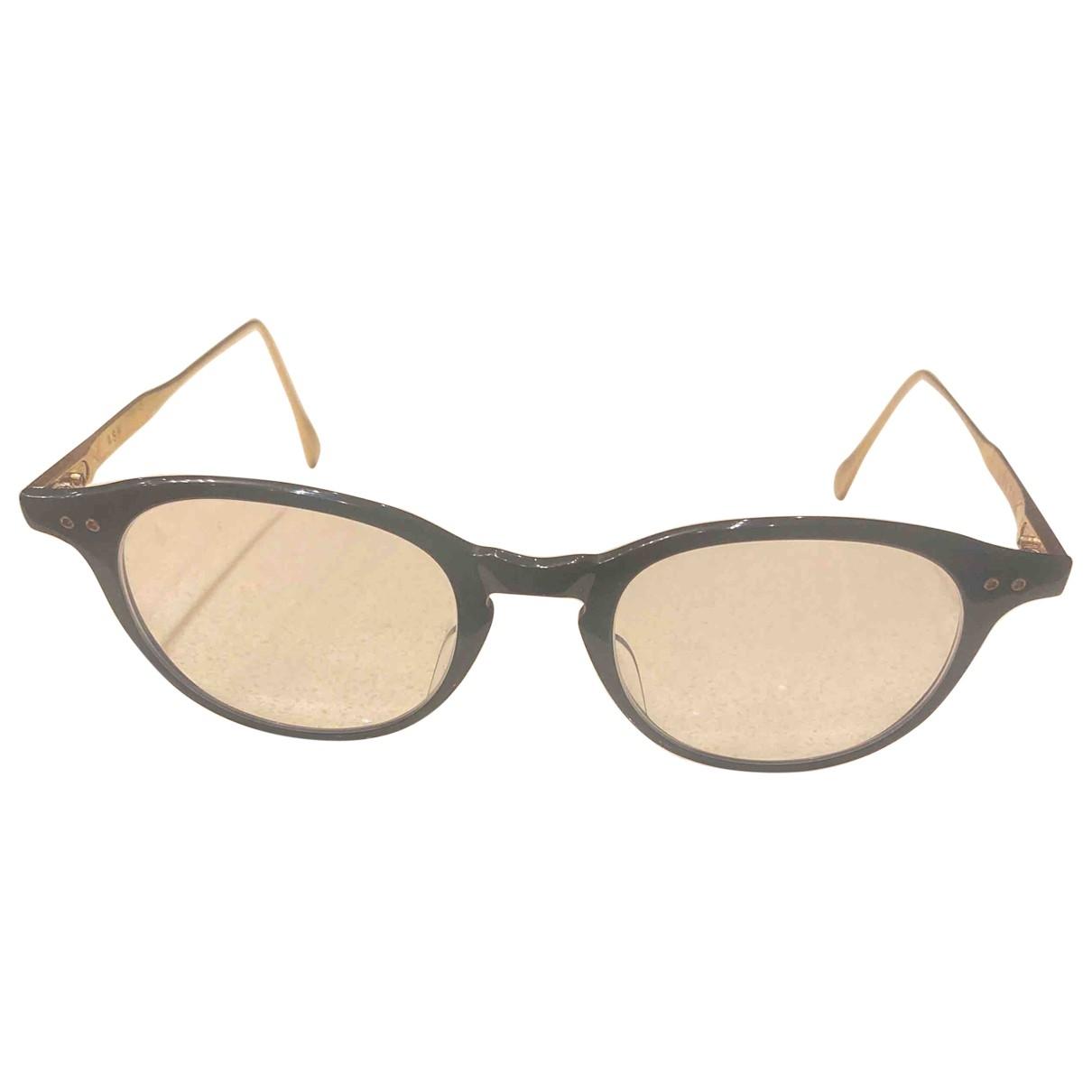 Dita \N Sonnenbrillen in  Schwarz Kunststoff