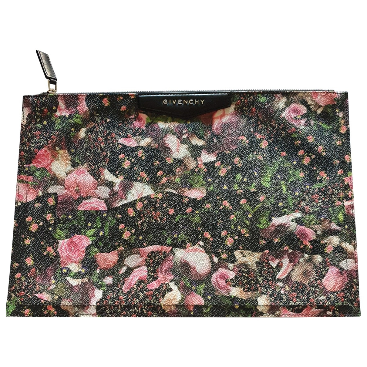 Givenchy Antigona Black Cloth Clutch bag for Women \N