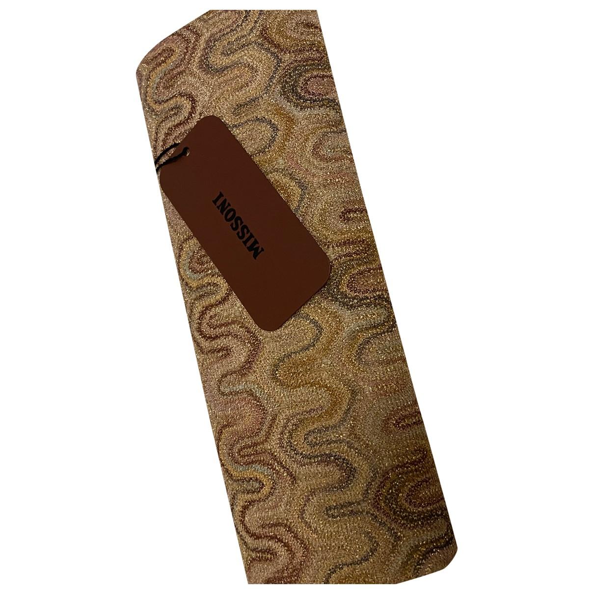 Missoni \N Clutch in  Bunt Tweed