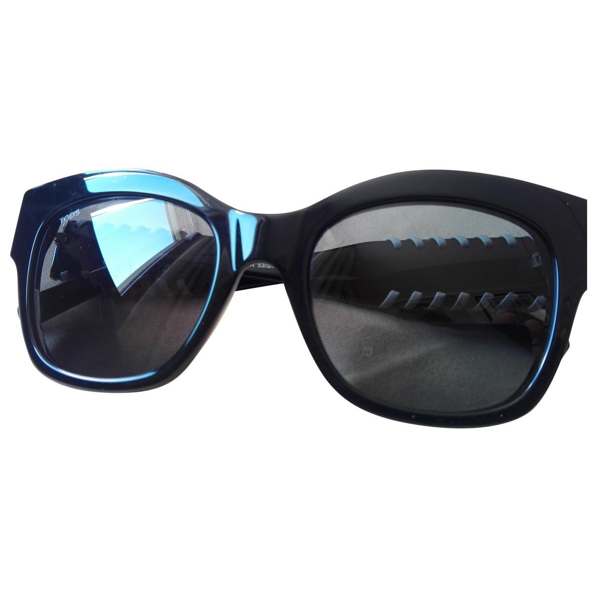 Gafas oversize Tods