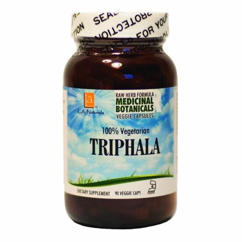 Triphala 90 Veg Caps by L. A .Naturals