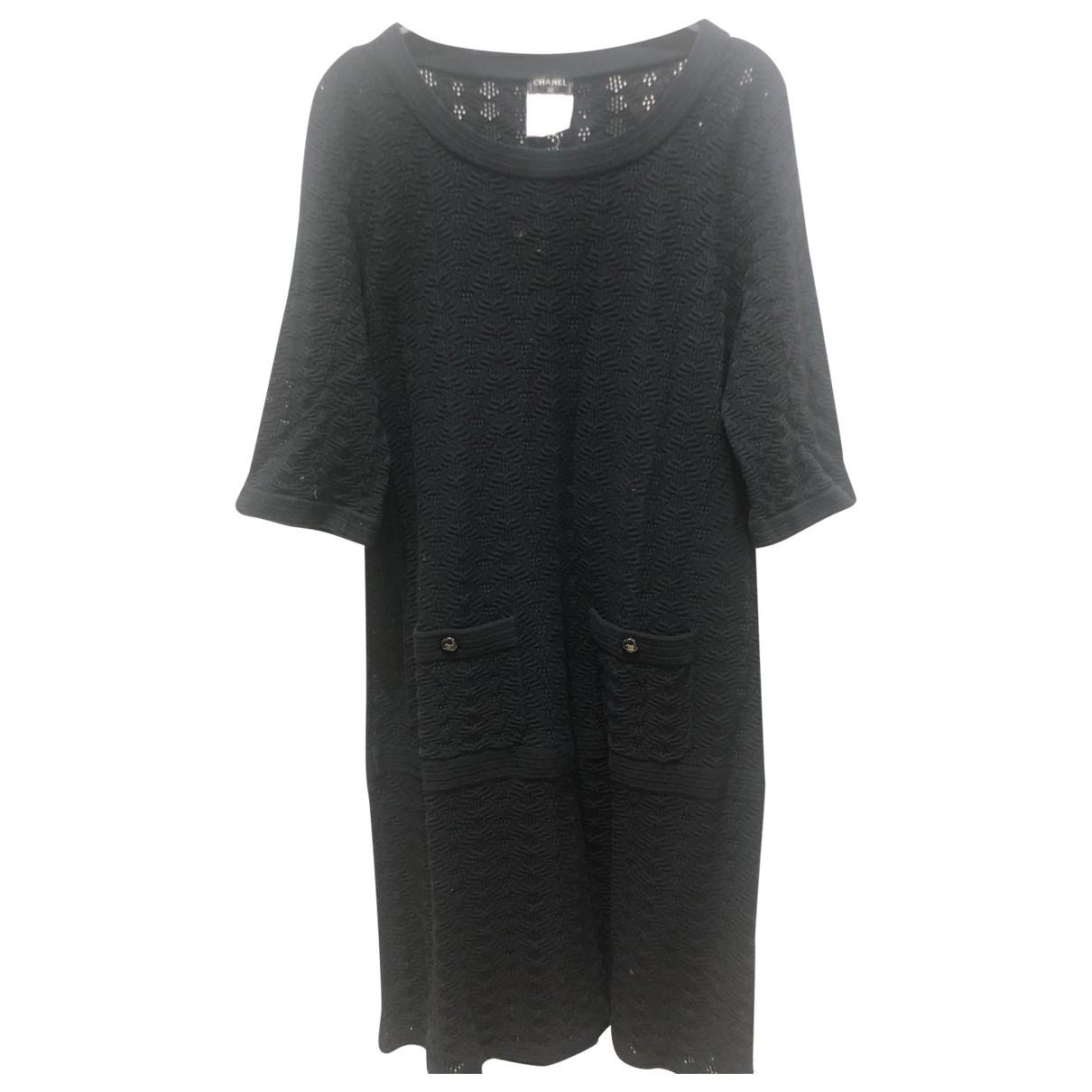 Chanel \N Cotton dress for Women 42 IT
