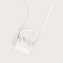 Mini Minimalist Satchel Bag