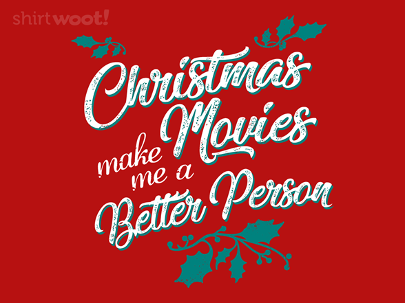 Christmas Movies T Shirt