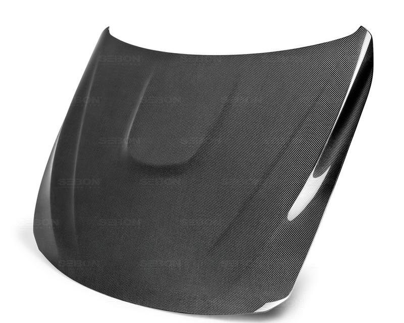 Seibon HD14BMWF80-OE OEM Style Carbon Fiber Hood BMW M3 F80 15-19