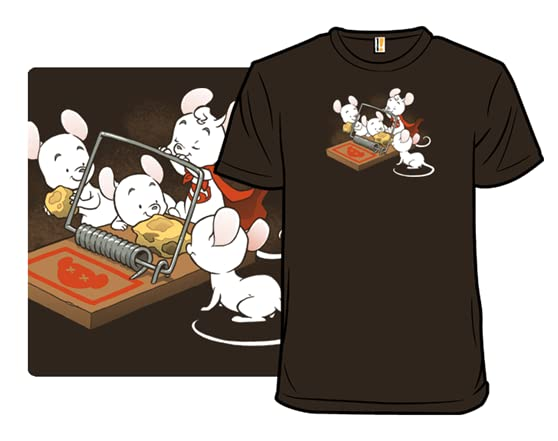Super Mouse T Shirt