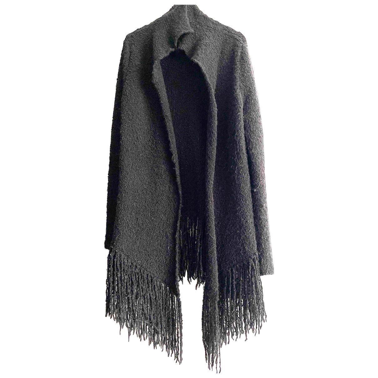 Zadig & Voltaire N Black Wool Knitwear for Women M International
