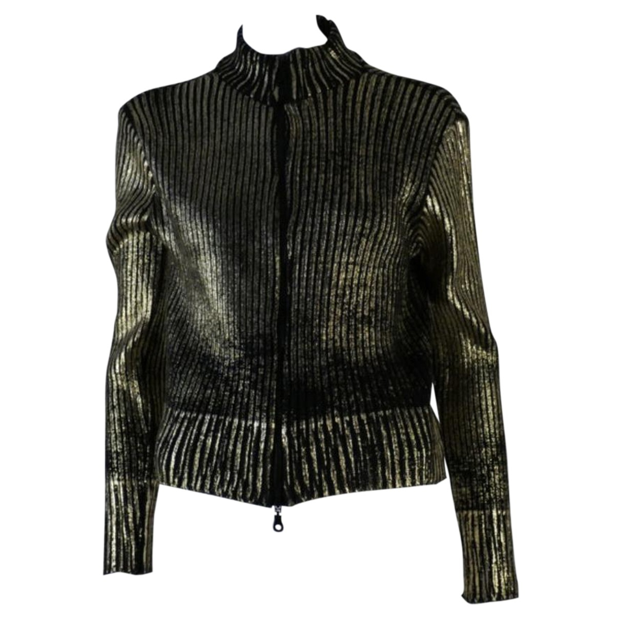 Non Signé / Unsigned N Gold jacket for Women S International