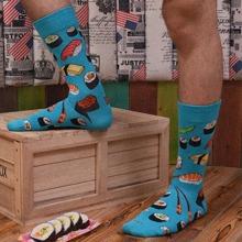 Men Sushi Pattern Socks