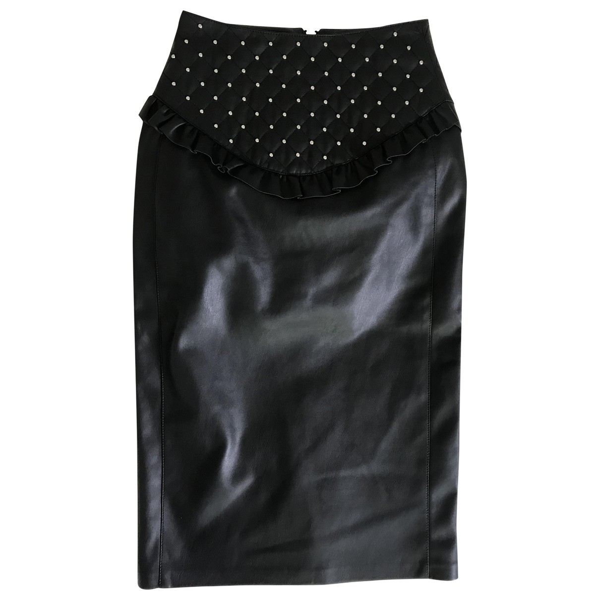Pinko \N Black skirt for Women 6 UK