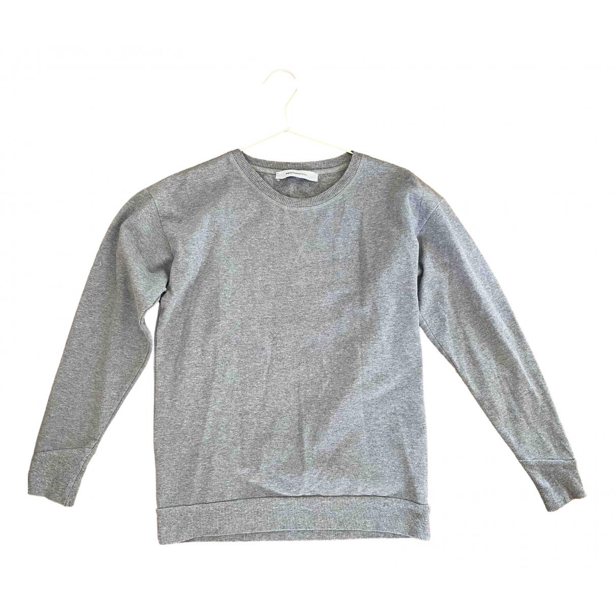 Ash \N Grey Cotton Knitwear for Women 34 FR