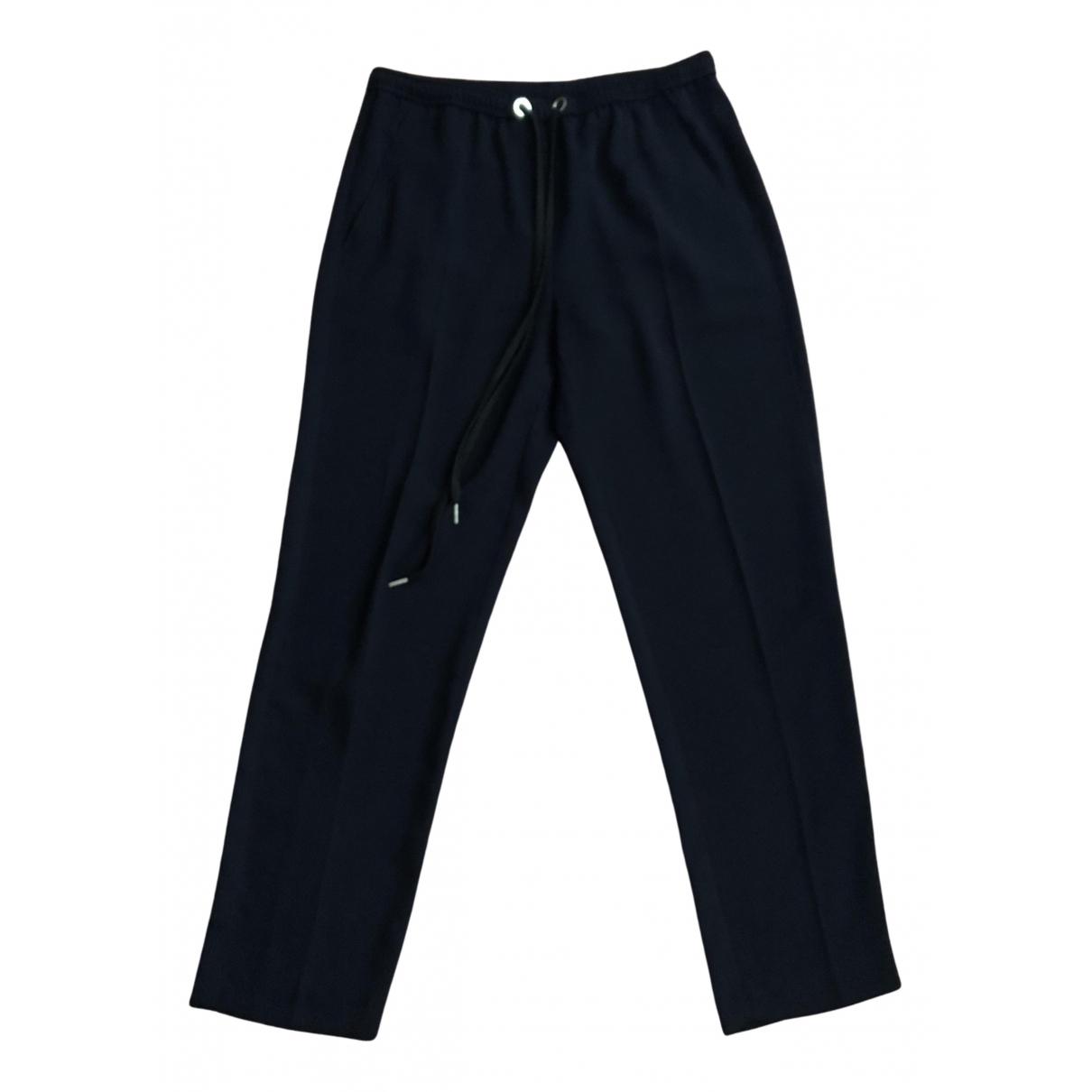 Intrend \N Blue Trousers for Women 38 IT