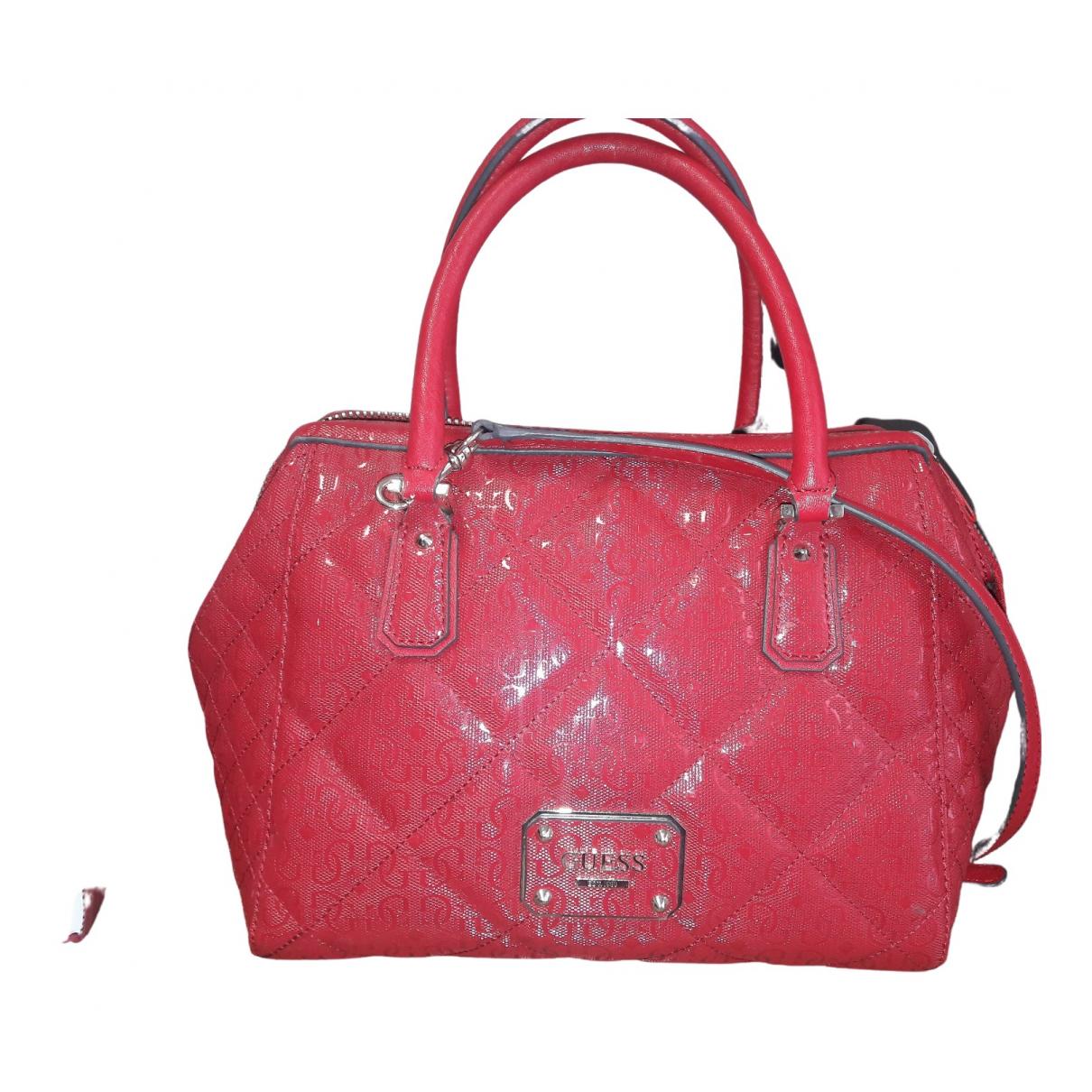 Guess N Red handbag for Women N
