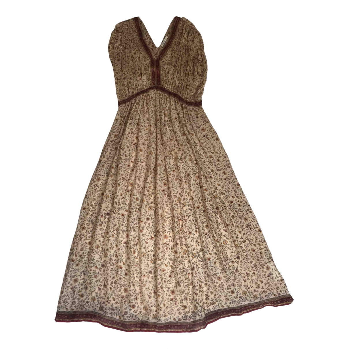 Mes Demoiselles ... \N Silk dress for Women 40 FR