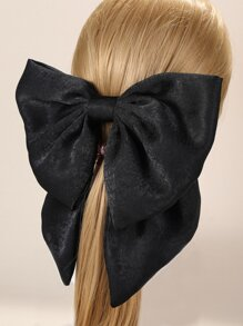 Bow Design Hair Clip