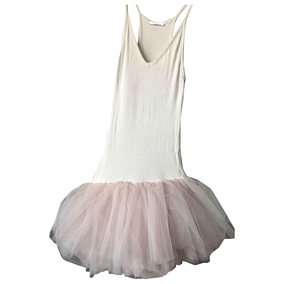 Repetto \N Kleid in Baumwolle