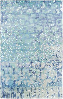Watercolor WAT-5005 2 x 3 Rectangle Modern Rugs in