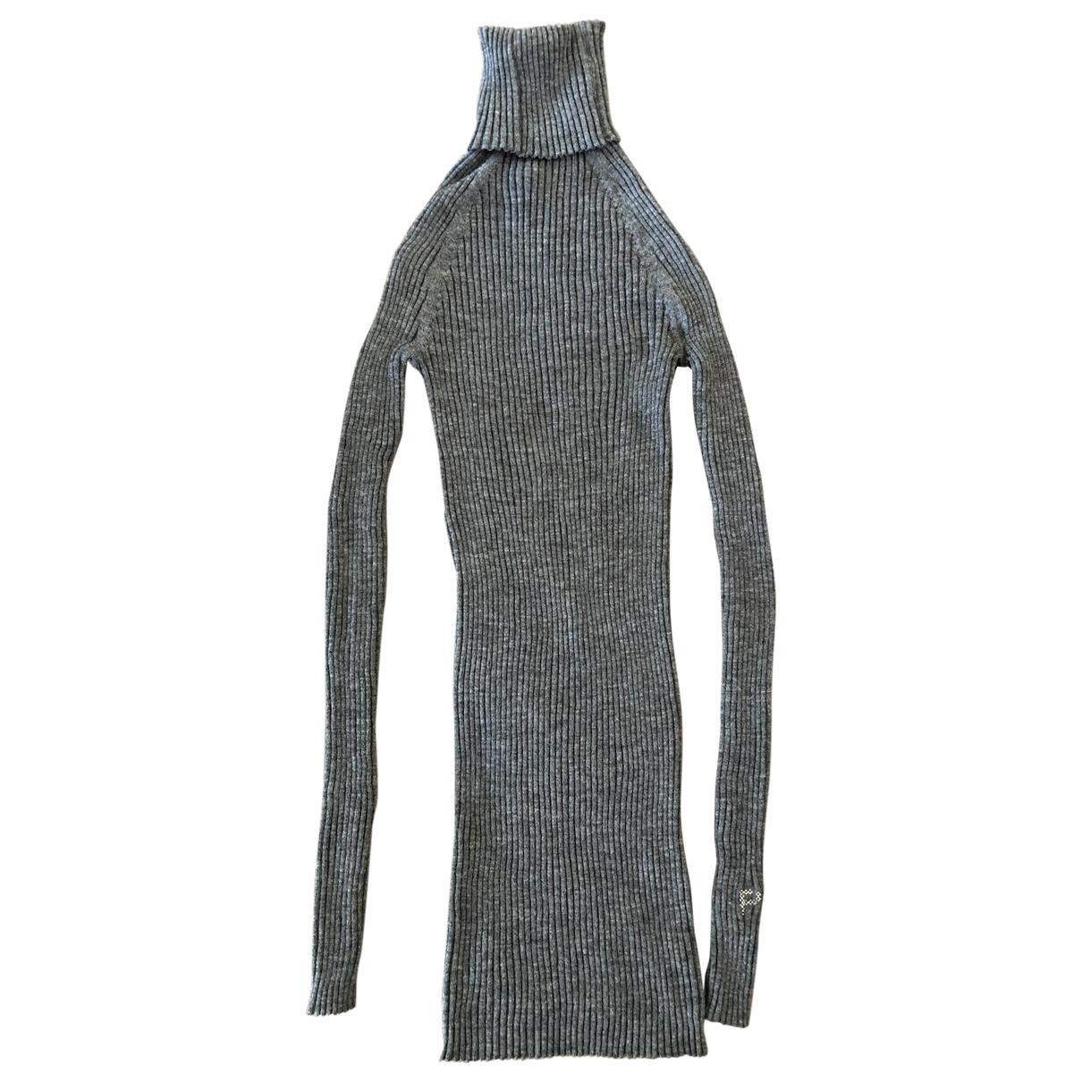 Pinko \N Grey Wool Knitwear for Women XS International