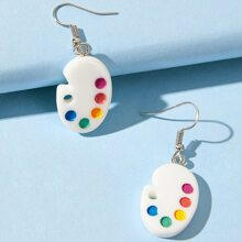 Palette Drop Earrings
