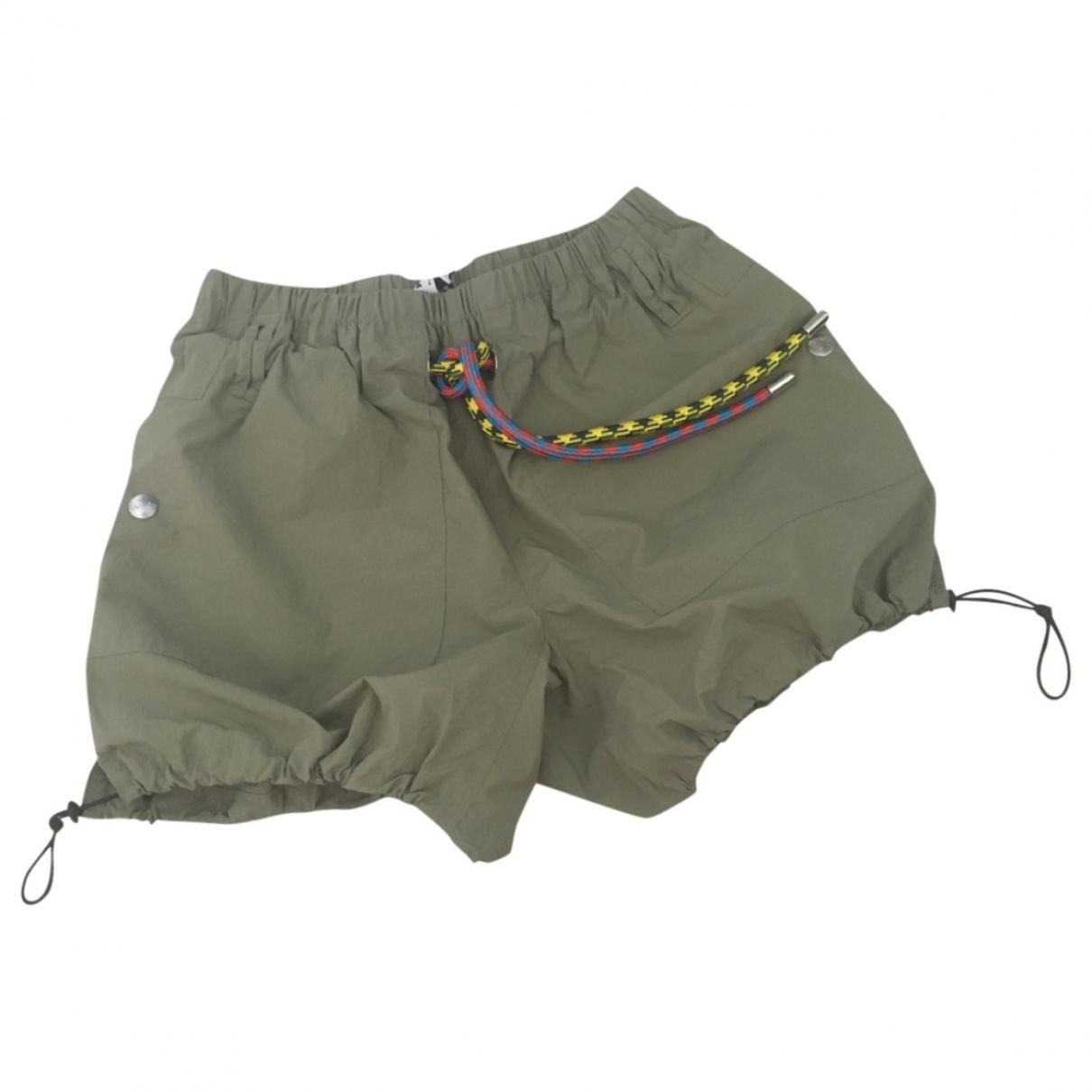 Proenza Schouler \N Khaki Shorts for Women S International
