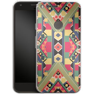 Google Pixel XL Silikon Handyhuelle - BOLD von Bianca Green