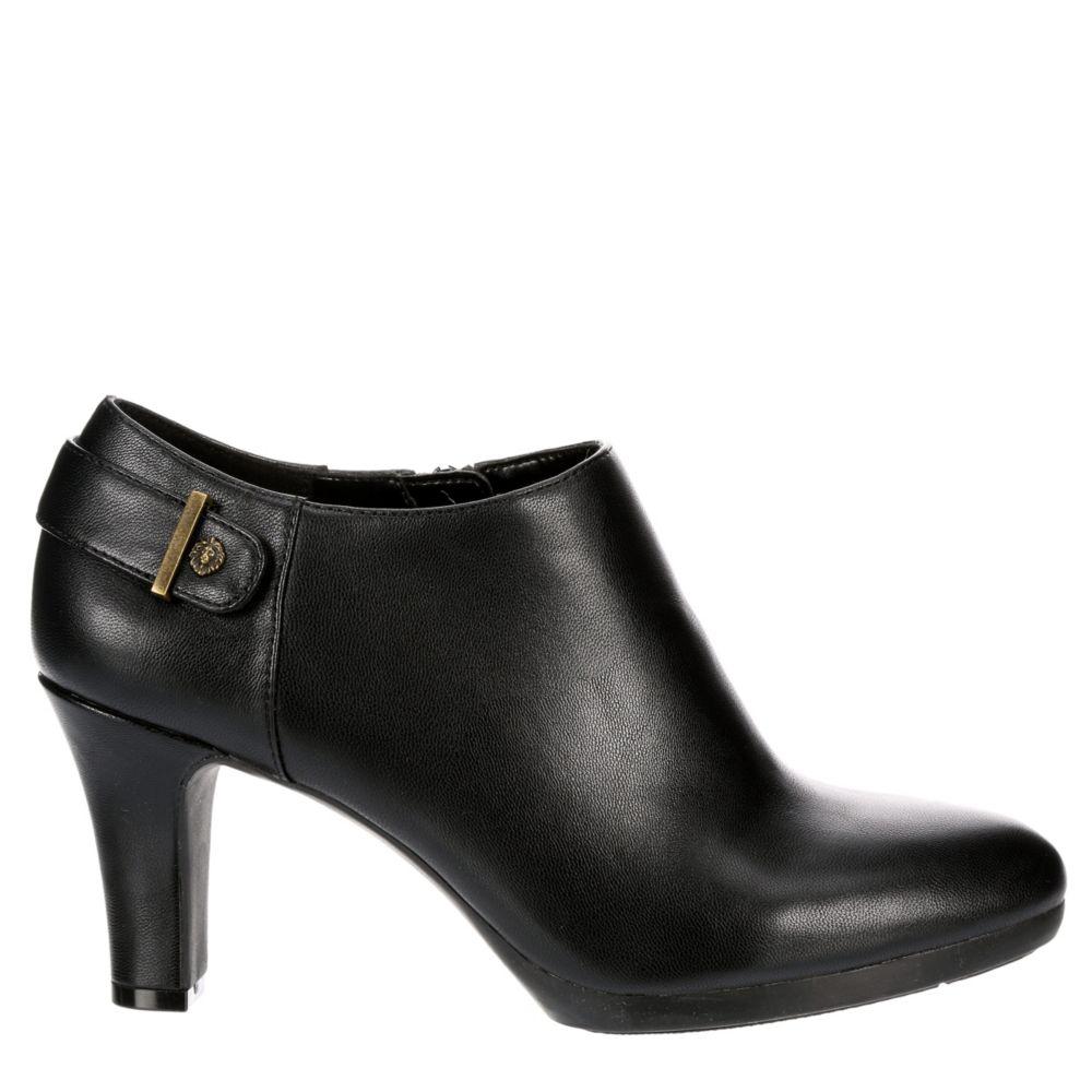 Anne Klein Womens Solano Ankle Bootie
