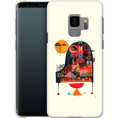Samsung Galaxy S9 Smartphone Huelle - Sound of Joy von Victoria Topping