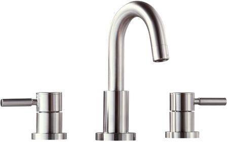 FWS1501BN Positano Collection Faucet with 3 Hole 8