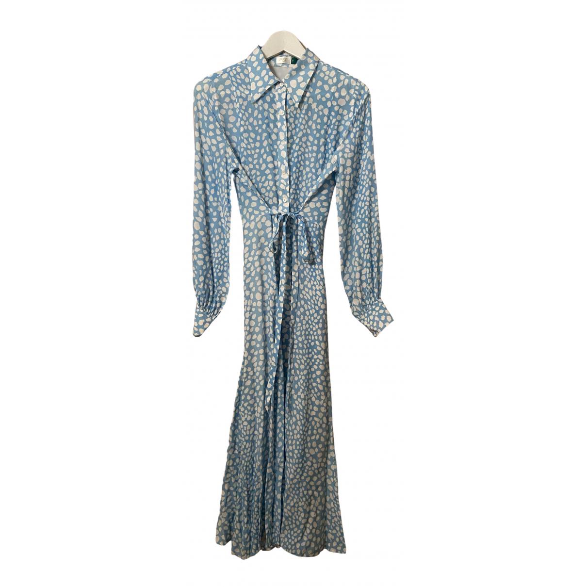 Rixo N Blue dress for Women S International