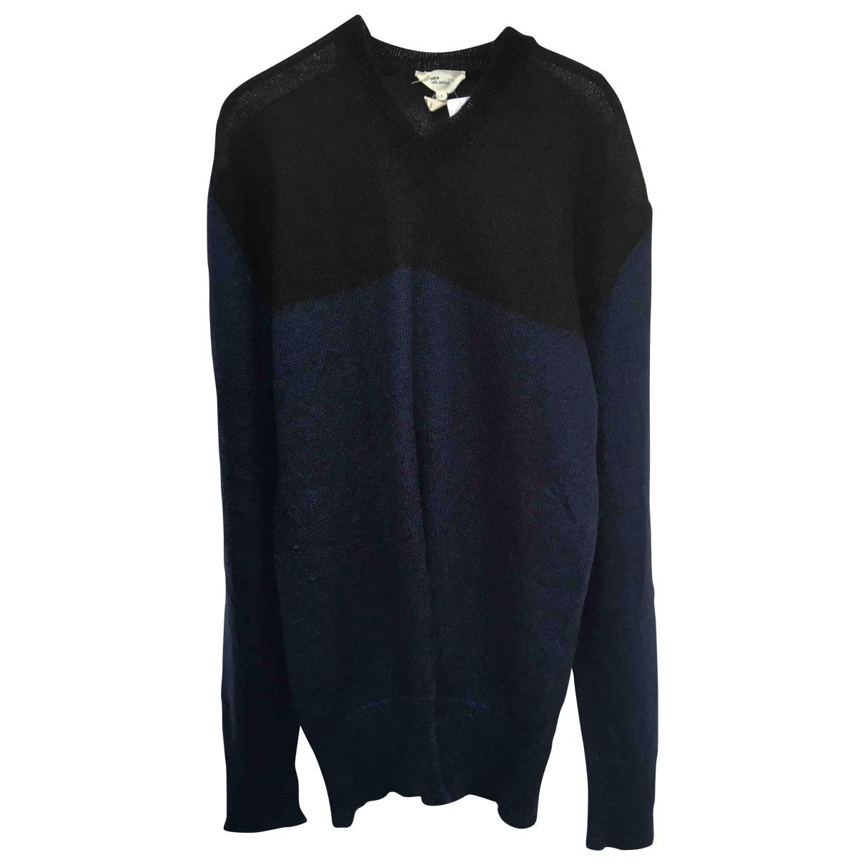Isabel Marant Etoile \N Kleid in  Blau Wolle