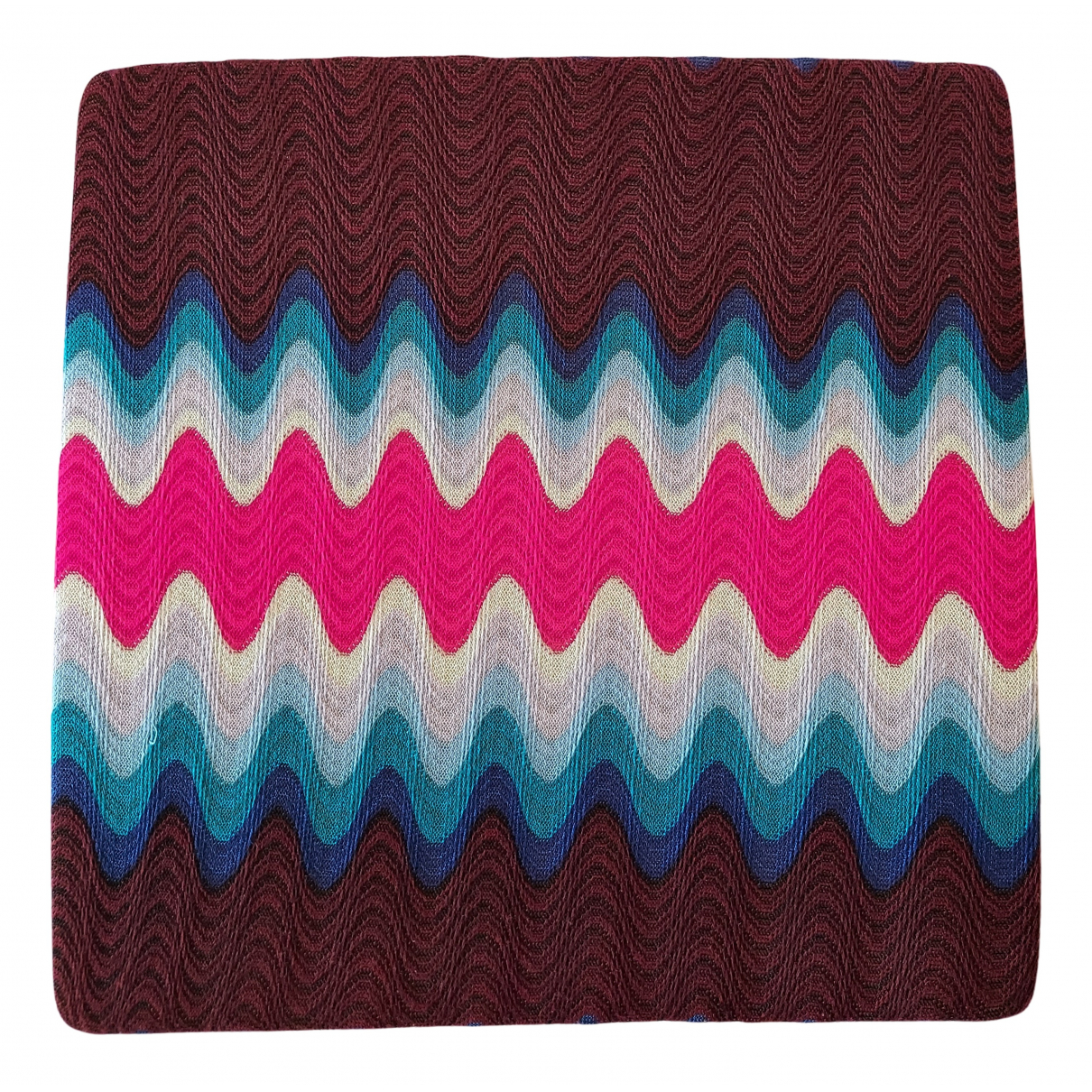 Missoni - Linge de maison   pour lifestyle en coton - multicolore