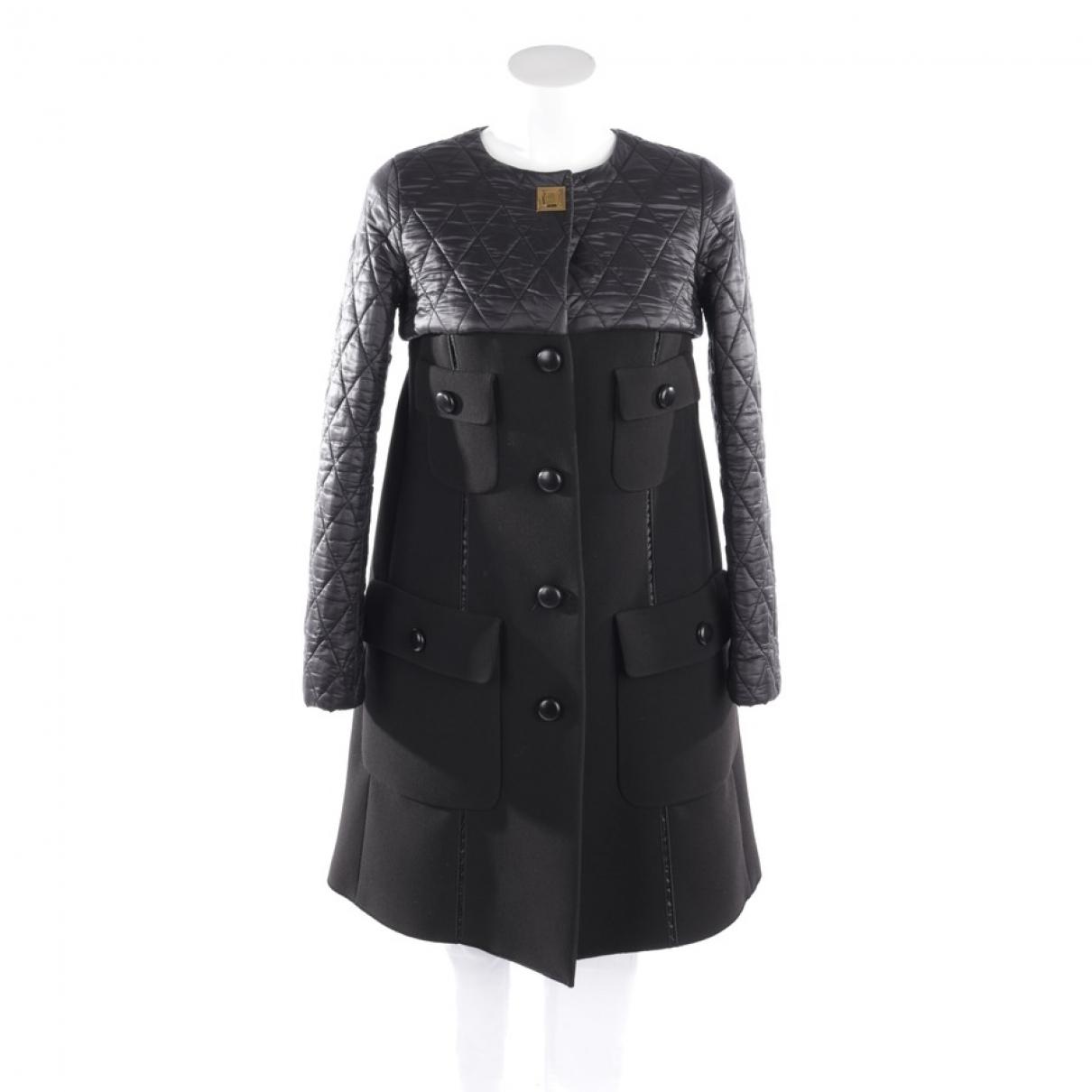 Louis Vuitton - Manteau   pour femme - noir
