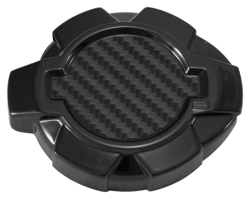 Spectre 42926K Windshield Washer Cap Cover Ford - Black