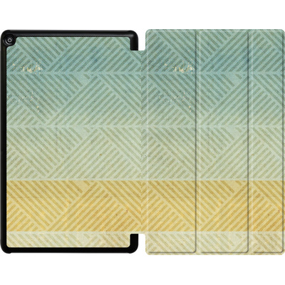 Amazon Fire HD 10 (2018) Tablet Smart Case - Triangles Artifact von Brent Williams