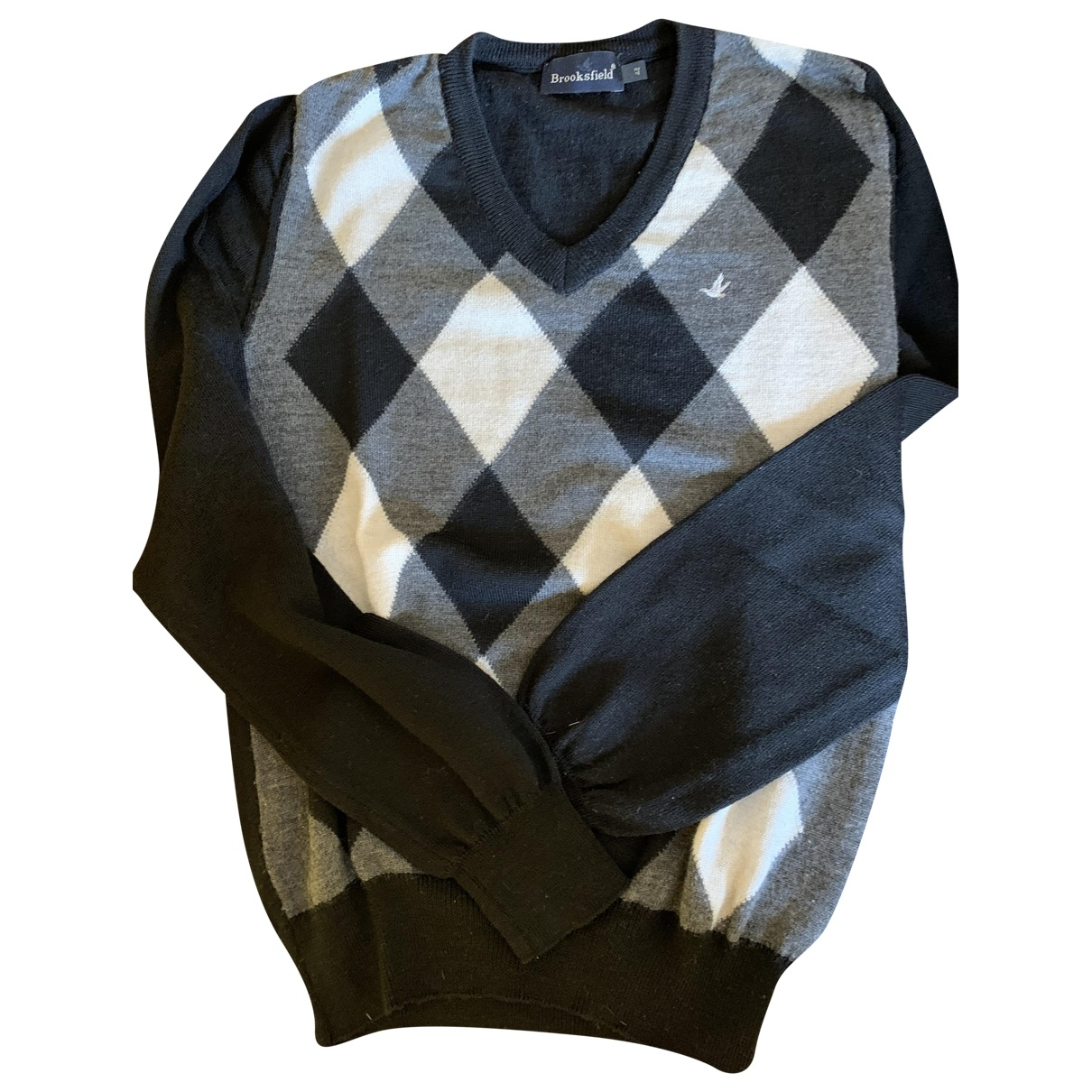 Brooksfield \N Pullover in Wolle